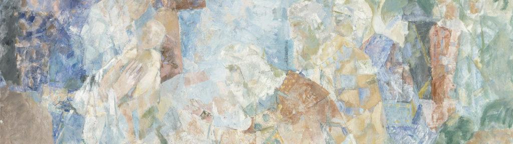 Anitra Lucander: Kuninkaitten kumarrus (1955).