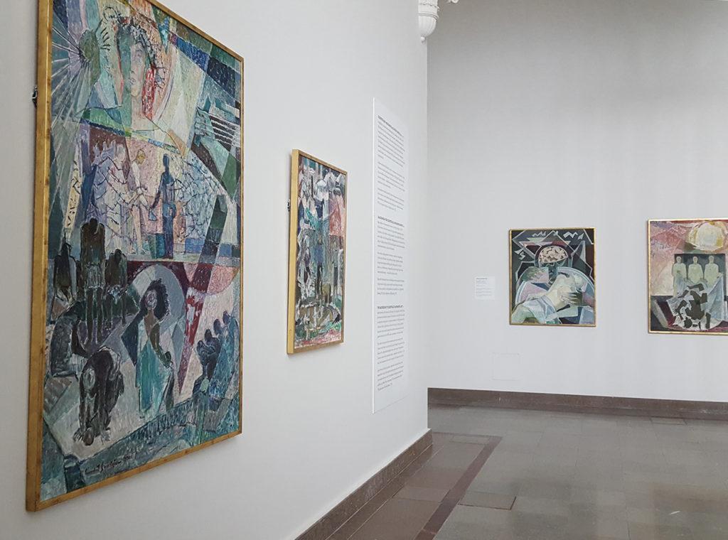 Lennart Segerstråle. Kuva: Ateneumin taidemuseo / Anna Kari