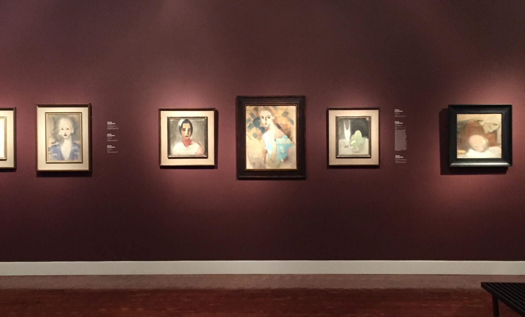 Independent Visions, Helene Schjerfbeck and her Contemporaries, Scandinavia House, New York. Kuva: Susanna Pettersson