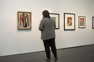 Taidenäyttely voi hyvin olla kimmoke matkakohteen valintaan, sanoo päätoimittaja Merja Ylä-Anttila. Aalto-näyttely on sitä varmasti monille hänen faneilleen.
