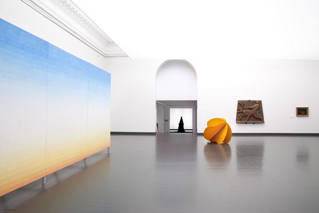 Lapin taika -näyttely. Kuva: Kansallisgalleria / Kirsi Halkola