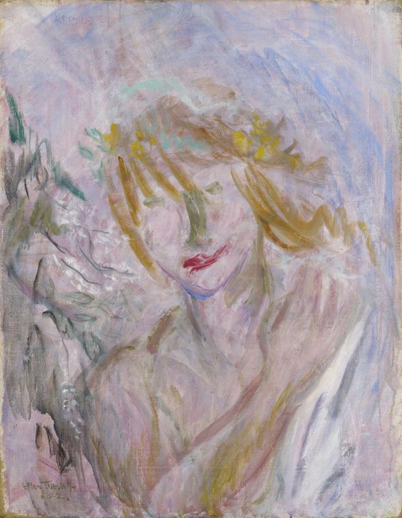 Ellen Thesleff: Suomen kevät, 1942. Kansallisgalleria / Ateneumin taidemuseo. Kuva: Kansallisgalleria / Hannu Pakarinen