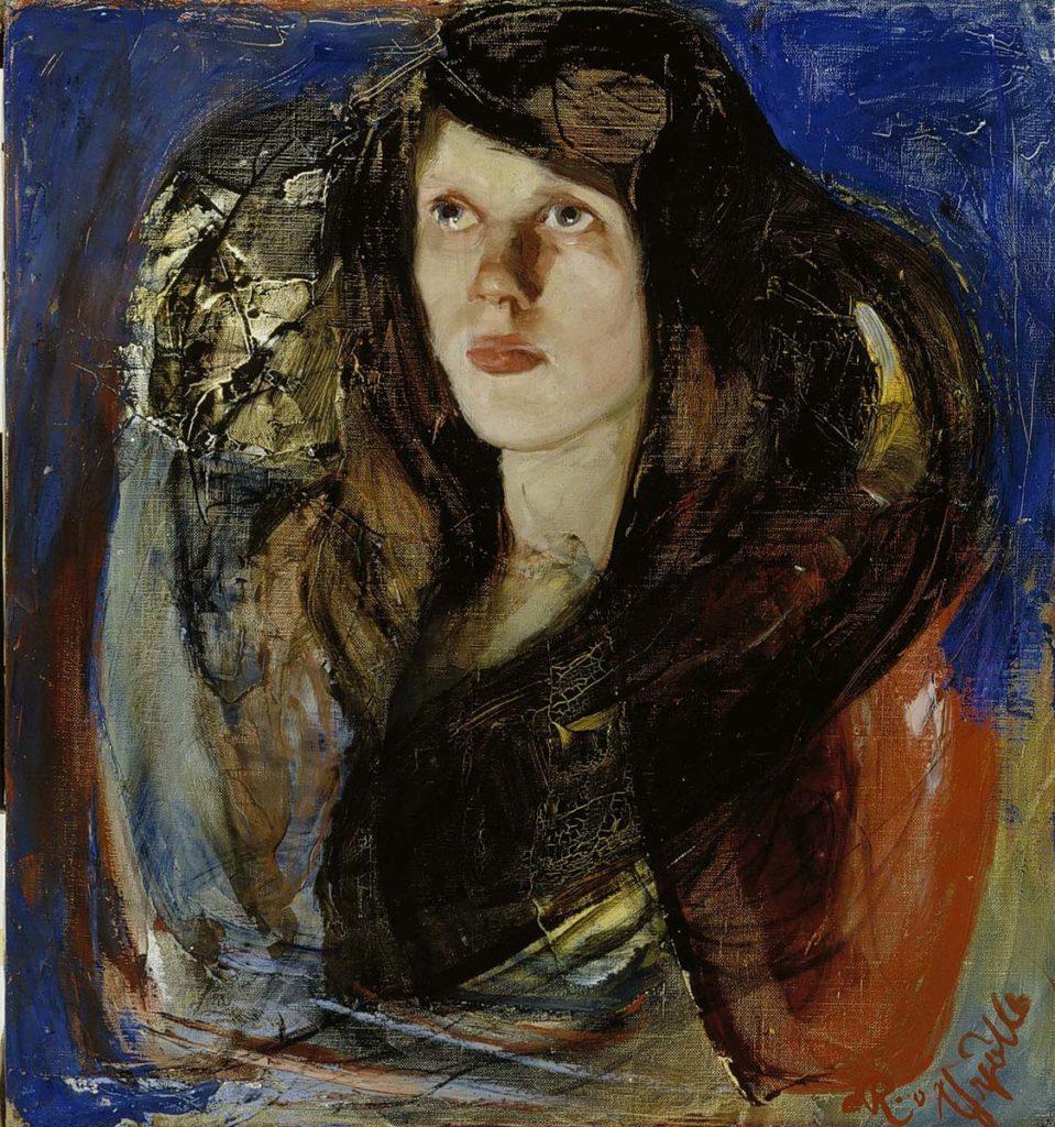 Jalmari Ruokokoski: Rakkaus, 1910. Kansallisgalleria / Ateneumin taidemuseo. Kuva: Kansallisgalleria / Jaakko Holm