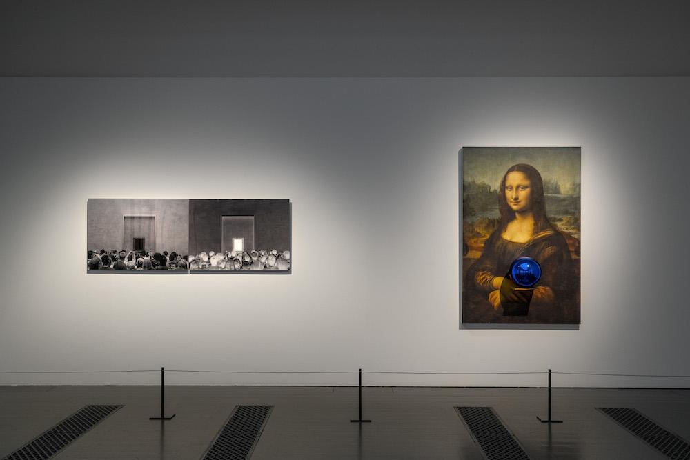 Inspiraatio, Mona Lisa, ripustuskuva