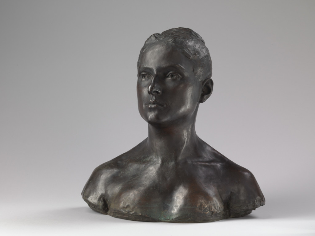 Sigrid av Forselles: Ungdom (1880–1889). Finlands Nationalgalleri / Konstmuseet Ateneum. Foto: Finlands Nationalgalleri / Hannu Aaltonen.