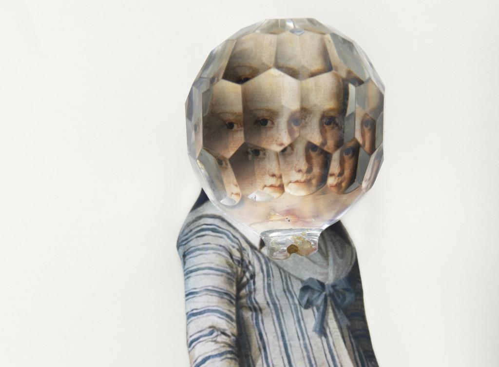 Bild på Hannu Väisänens konstverk Kristallen den fina (2020)