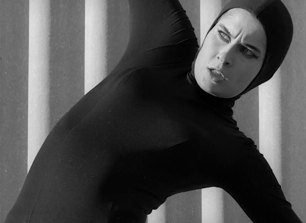 Detalj från Eino Ruutsalos film Örn från 1962